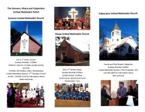 Parish Brochure - Nov-Dec 2014 Page 2