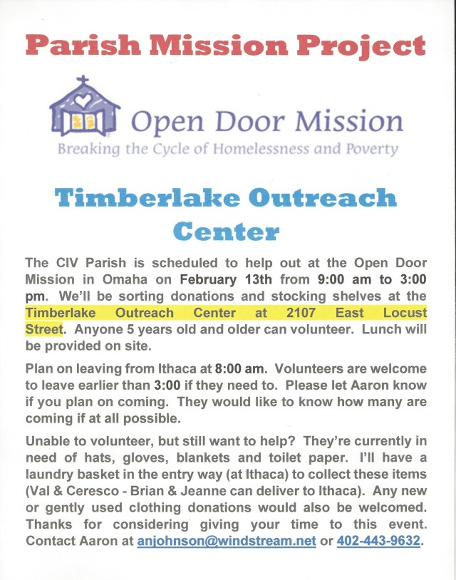 Omaha Open Door Mission (2)