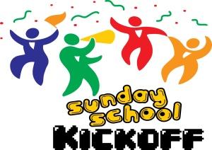 Sunday School kickoff