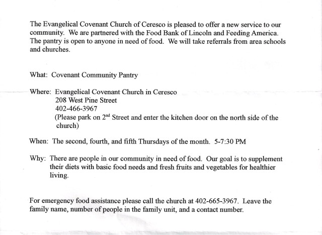 evangelical-covenant-church-of-ceresco-community-pantry
