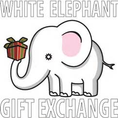 white-elephant-gift-exchange