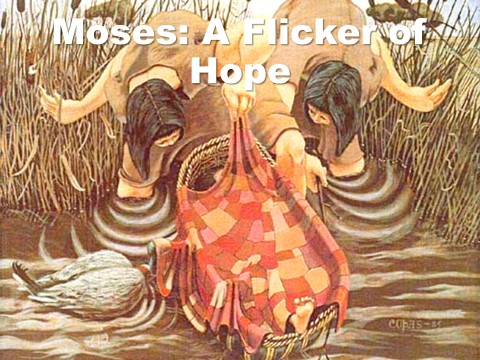 Moses_A Flicker of Hope